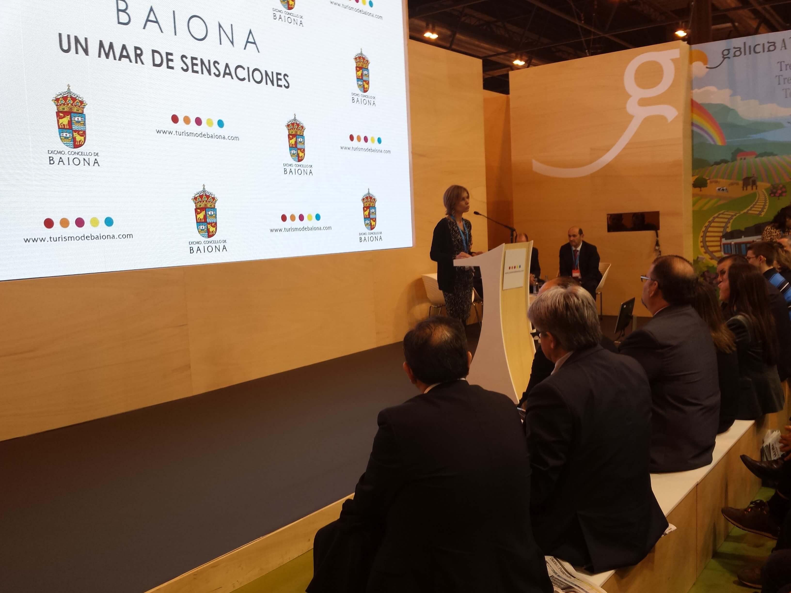 Firme aposta de Baiona polo turismo de calidade