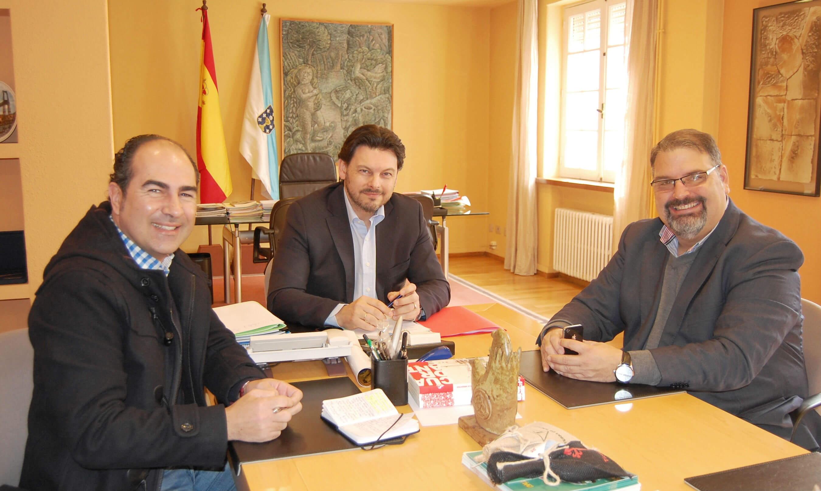 El Clúster del Turismo de Galicia busca fórmulas de colaboración con Emigración para la promoción de Galicia en el exterior