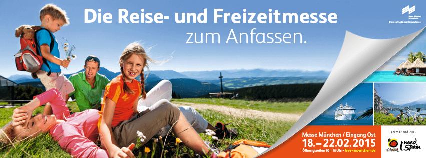 Hasta el 22 de febrero Galicia estará presente en Free, en Munich, la feria más importante del sur de Alemania