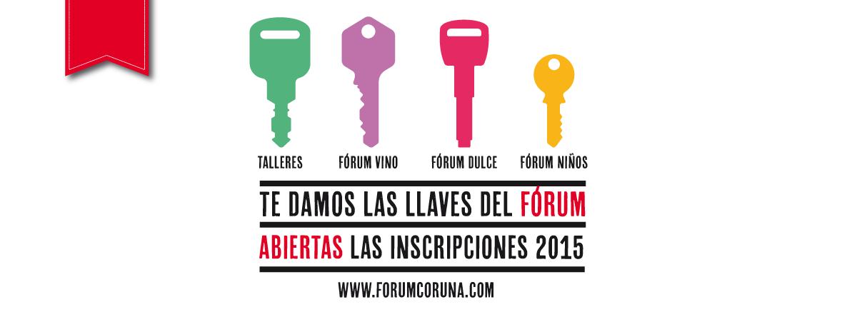 3, 2, 1... cuenta atrás para la nueva edición del Forum Gastronómico en A Coruña