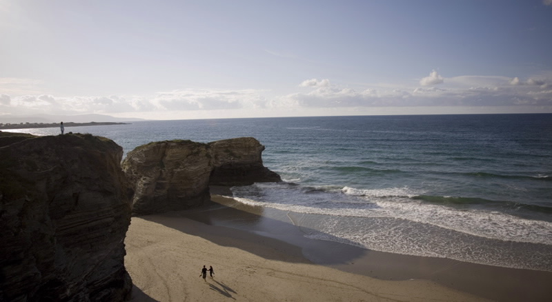 A Xunta aproba o primeiro Plan de Consevación da Praia das Catedrais