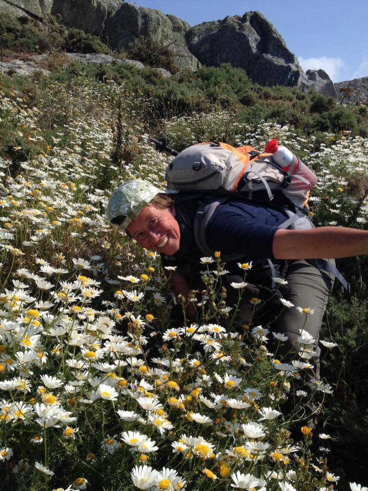 Xornalistas especializados en viaxes de natureza percorren O Camiño dos Faros