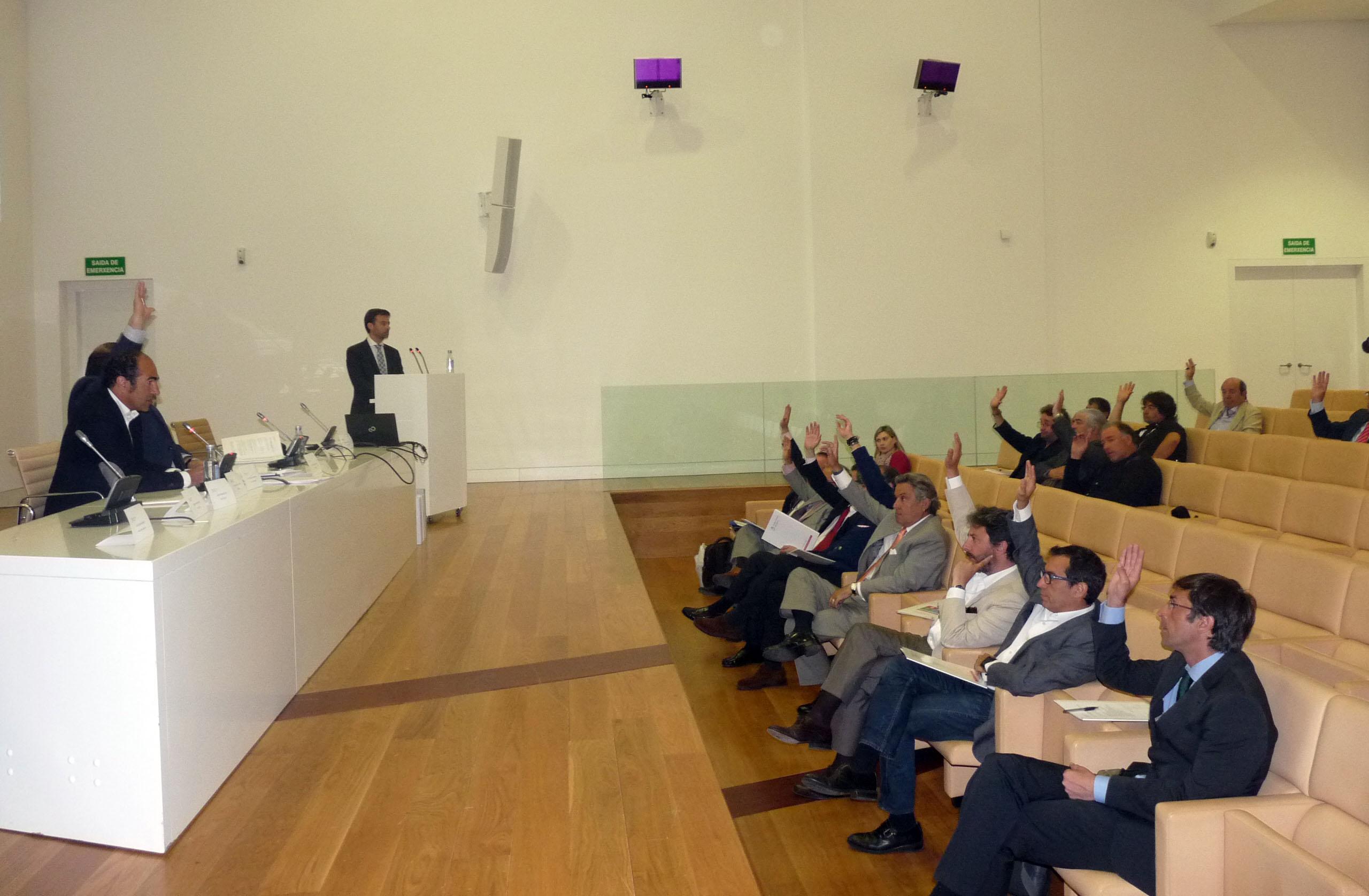 Hostelería Compostela, Balnearios de Galicia, Caldaria y OPC Galicia se incorporan al Clúster del Turismo
