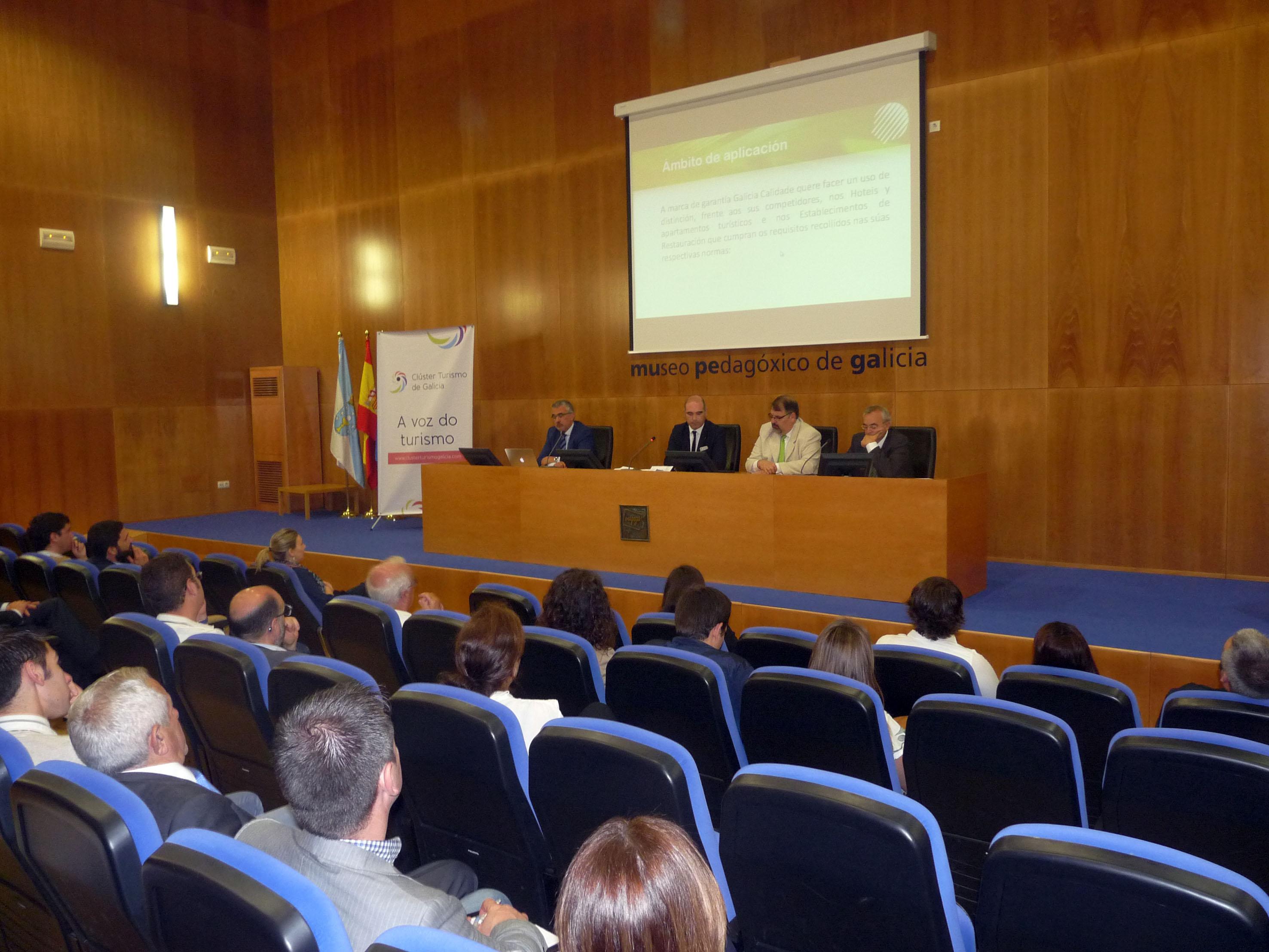 Hosteles y restaurantes ya pueden solicitar su adhesión a Galicia Calidade