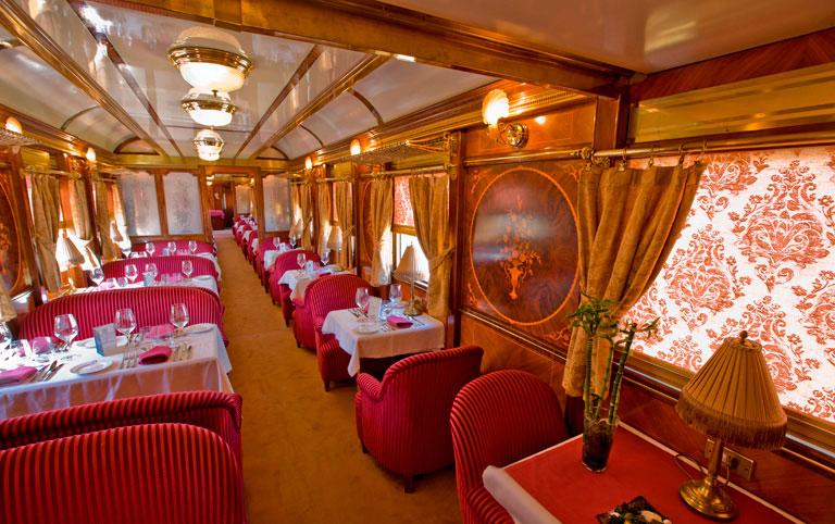 O Tren Al-Andalus regresa a Galicia