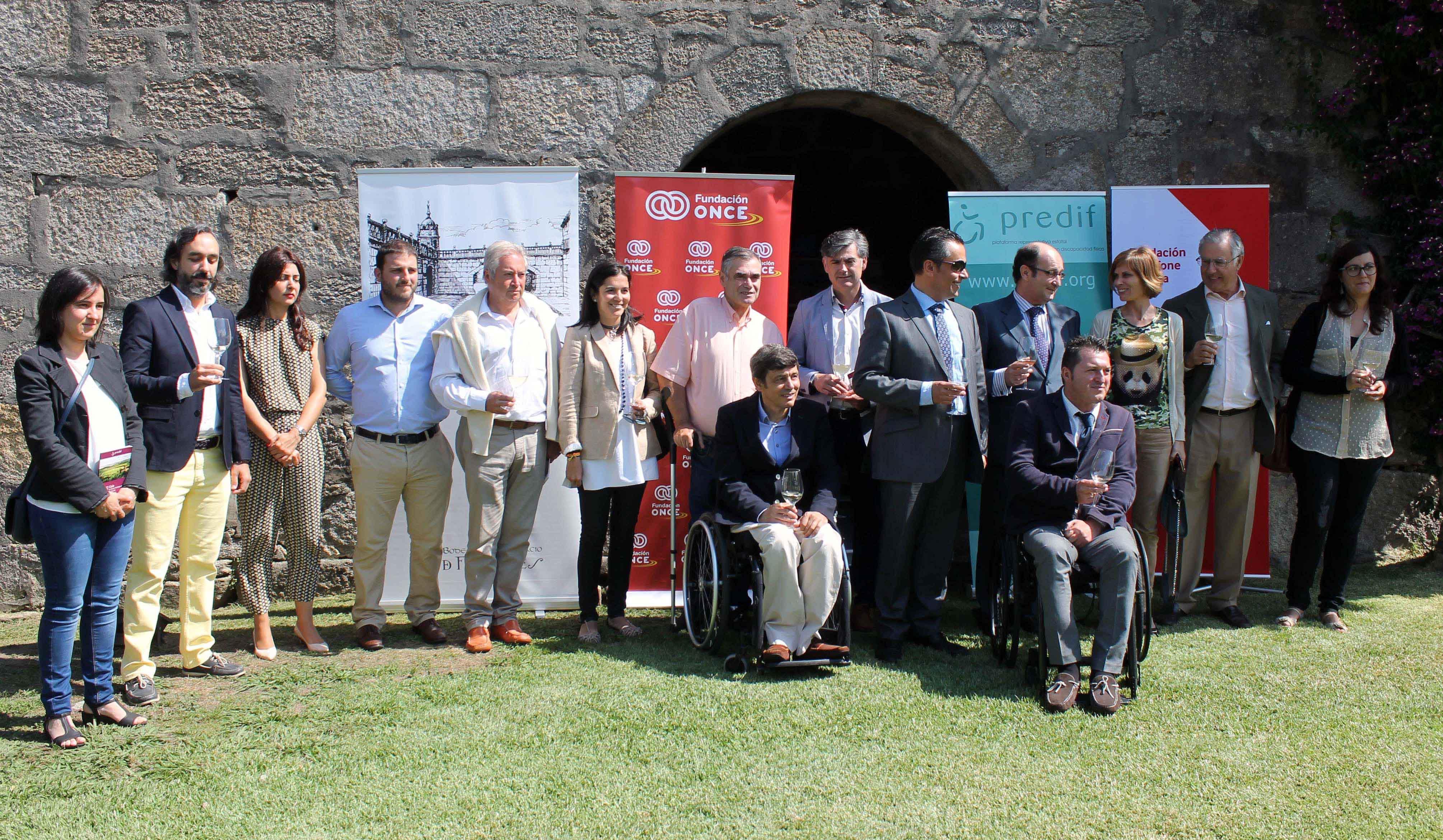 La Ruta do Viño Rías Baixas, el único itinerario gallego incluído en la Guía de Rutas Enológicas de España editada por PREDIF