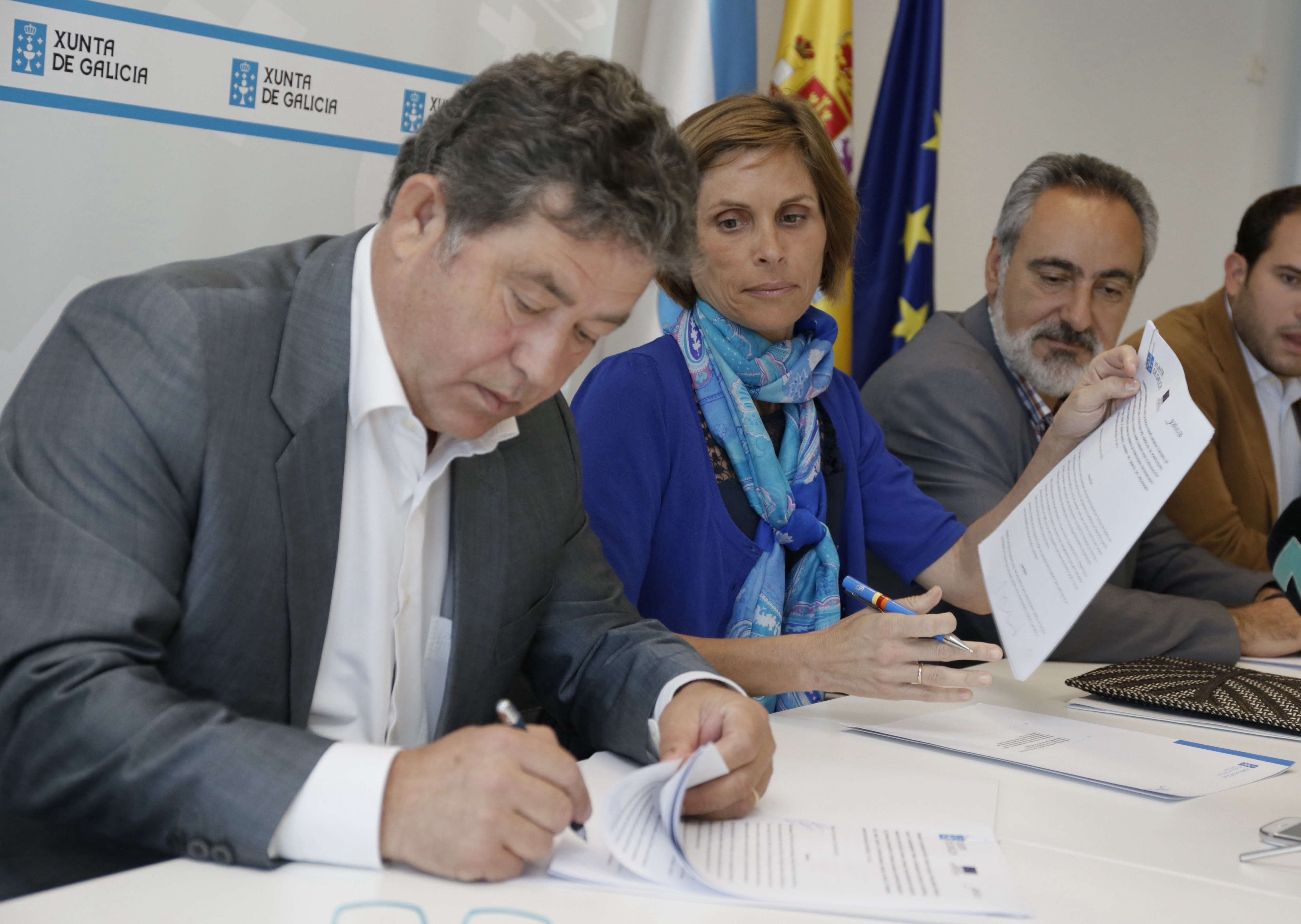 Turismo de Galicia aportará 60.000€ para la promoción de los recursos turísticos de Terras de Pontevedra