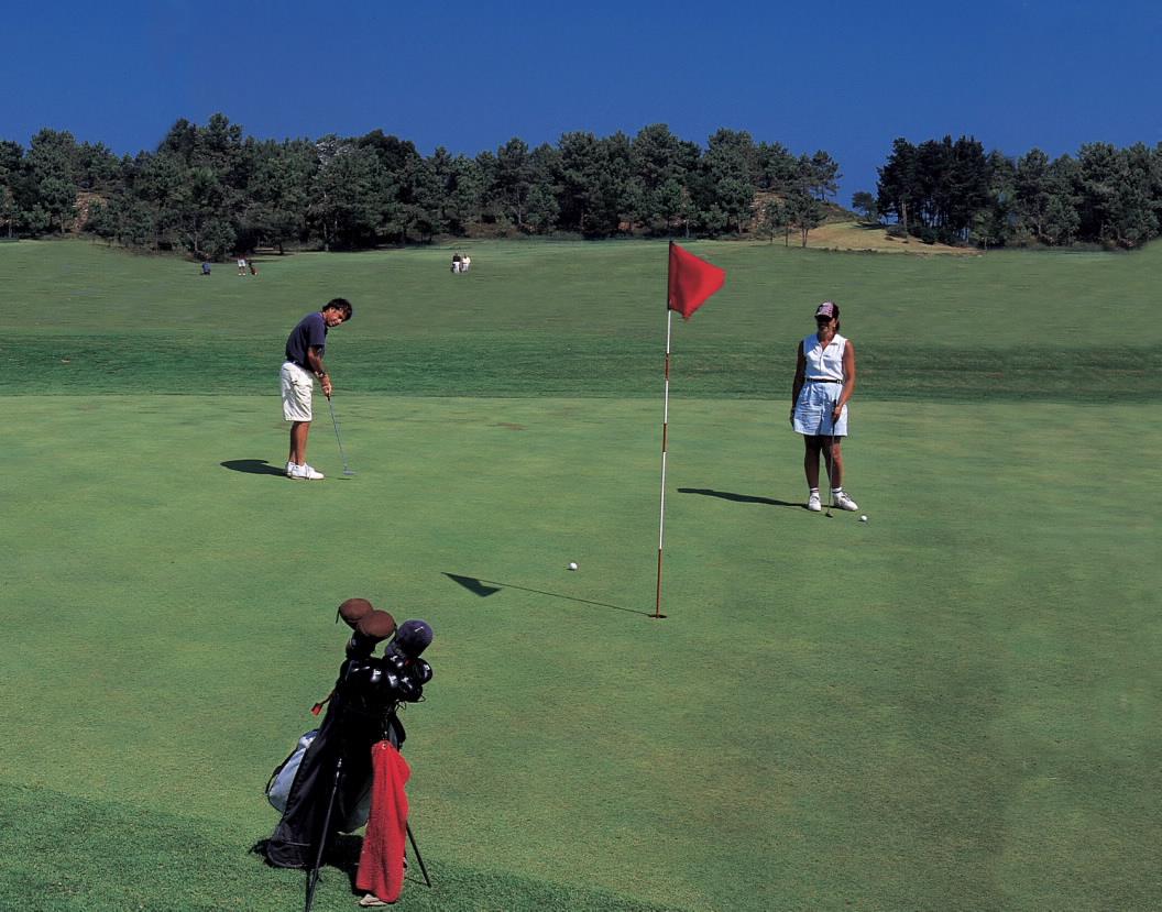 Rematada a fase clasificatoria do V Circuíto de Golf Sénior Turismo de Galicia