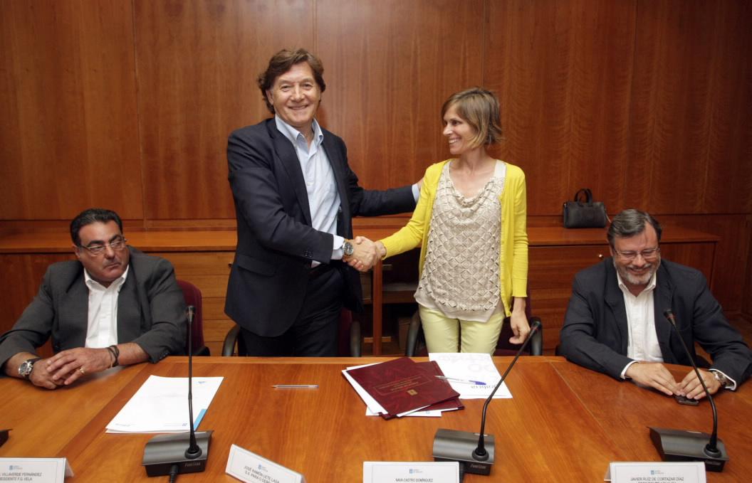 A Secretaría Xeral para o Deporte e Turismo de Galicia cofinanciarán unha liga de vela que se celebrará en Galicia o vindeiro mes de setembro