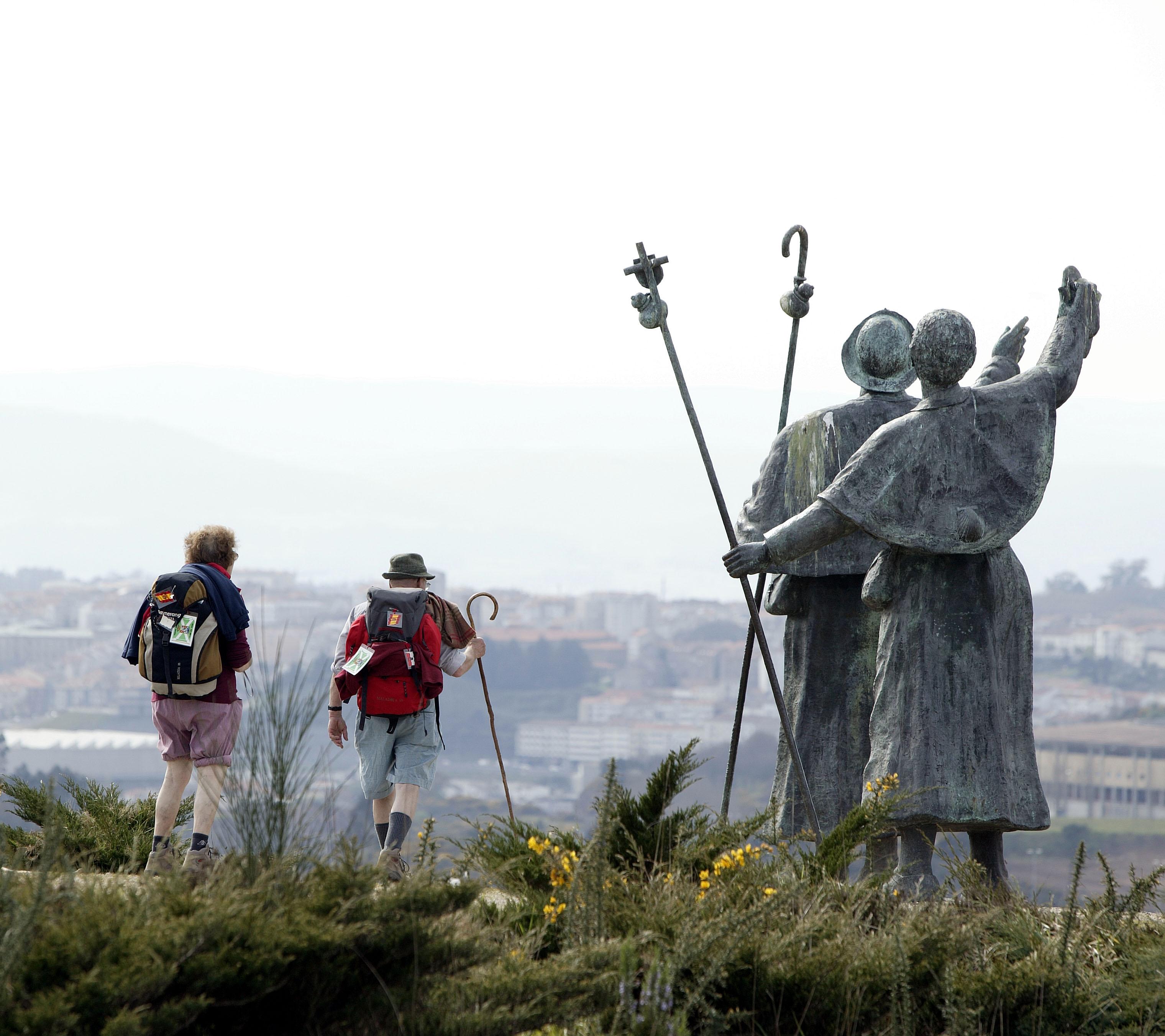Turismo de Galicia asume temporalmente a xestión do Monte do Gozo e anuncia un plan de recuperación