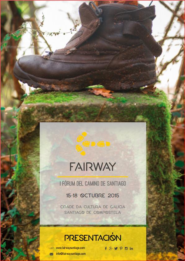 Descuentos para asociados y presencia del Clúster del Turismo en Fairway, la primera feria-congreso del Camino de Santiago