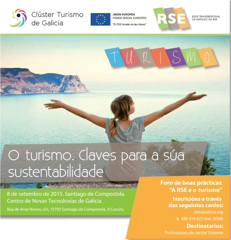 Compostela acoge un foro sobre Responsabilidad Social Empresarial en el sector turístico