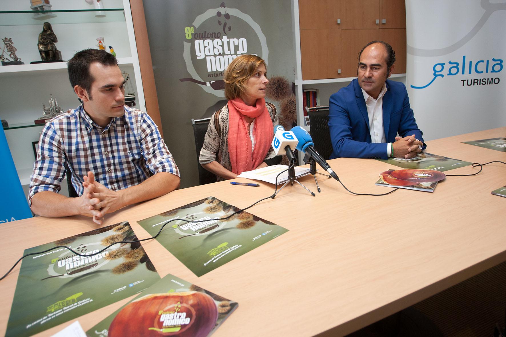 Un total de 89 casas de turismo rural participan na 9ª edición do Outono Gastronómico