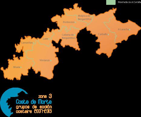 O Grupo de Acción Costeira GAC3 impulsa a creación de novos paquetes turísticos combinados para a promoción da Costa da Morte