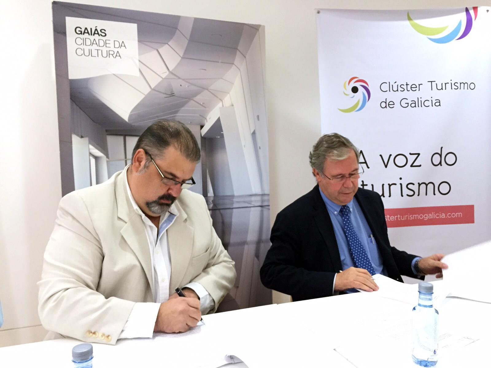 El Clúster del Turismo de Galicia y la Escuela de Negocios Afundación trabajarán para mejorar la formación del sector turístico gallego
