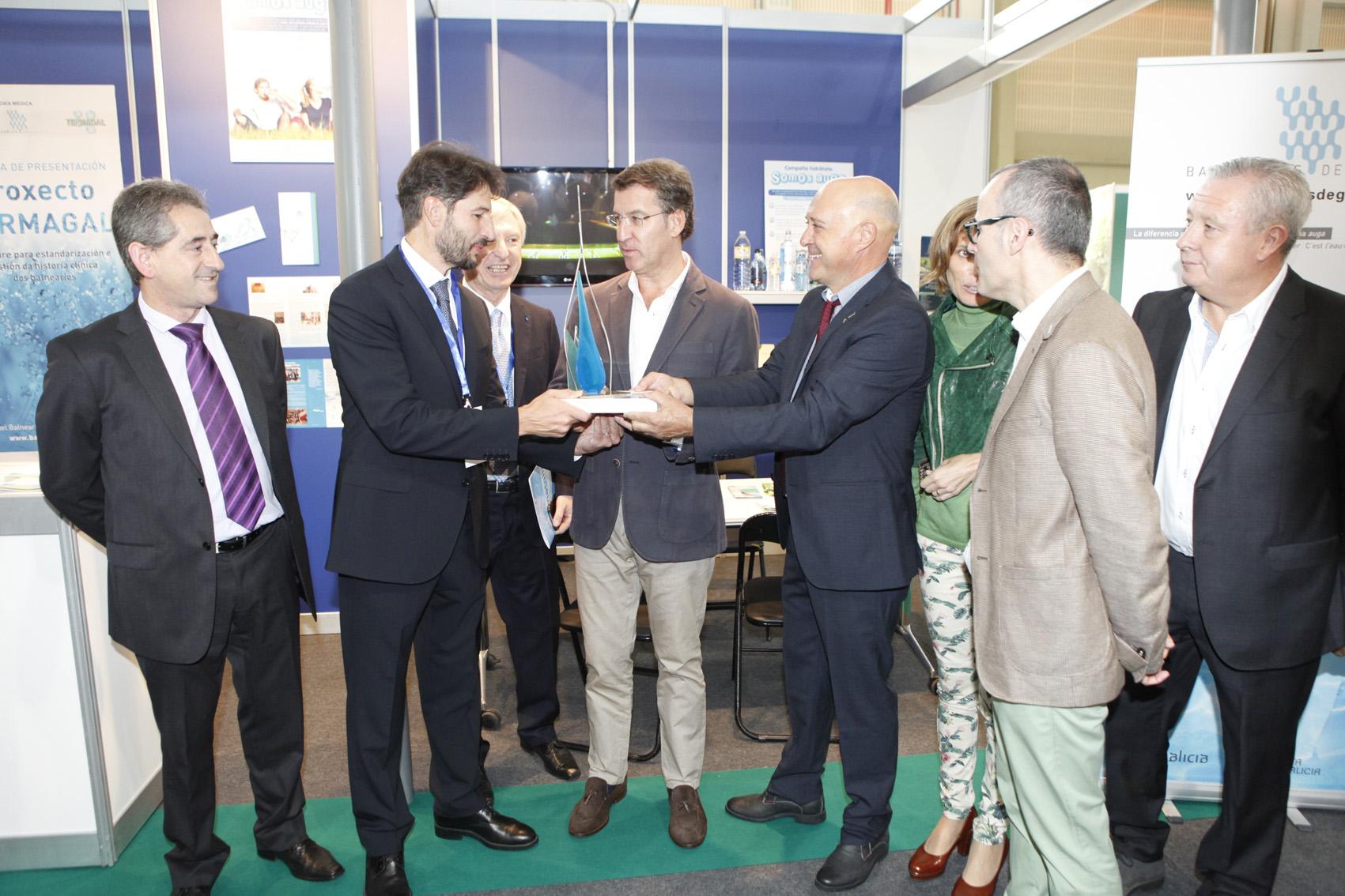 Termatalia se consolida como cita imprescindible con el turismo termal internacional