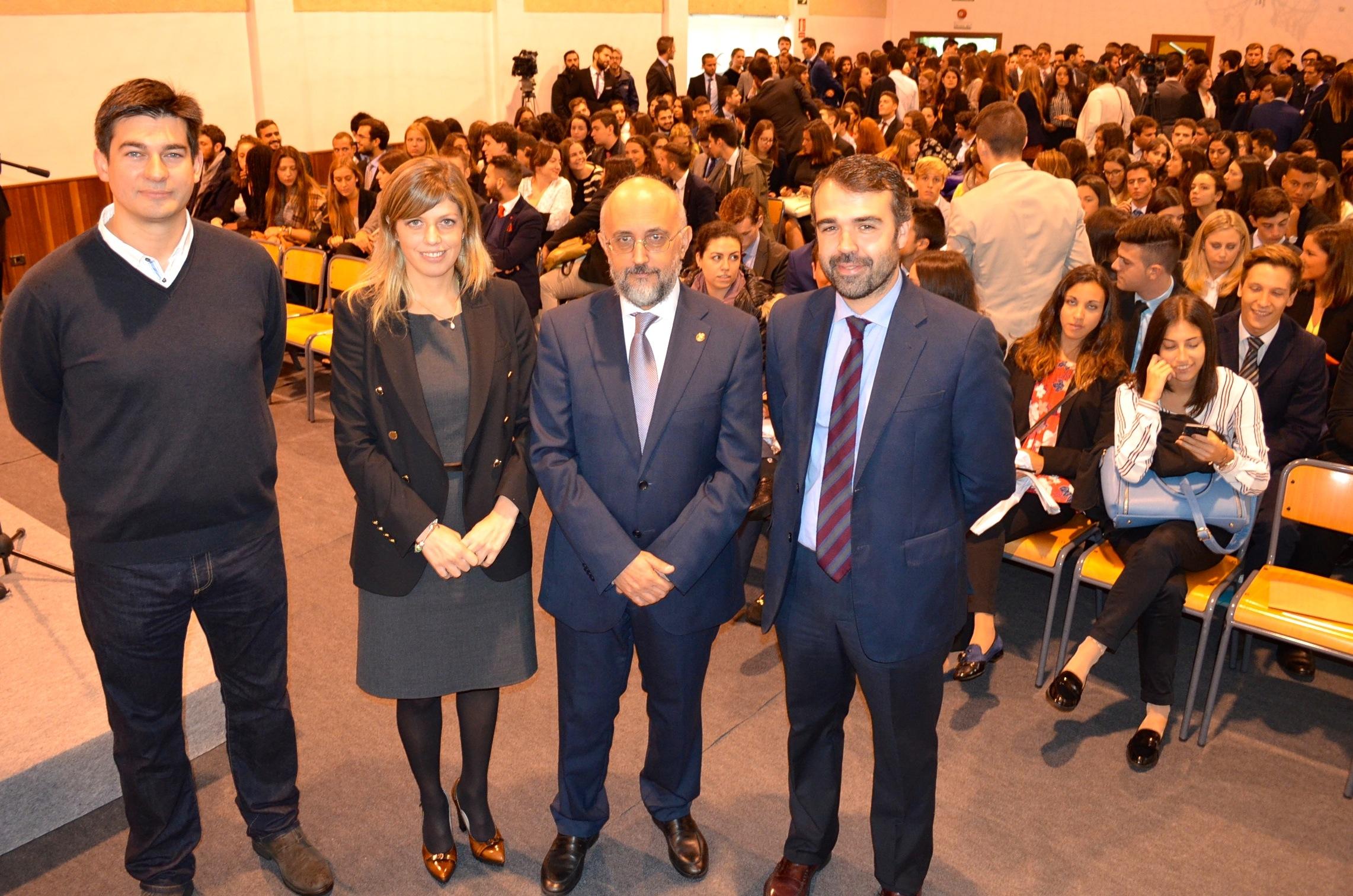 Comenza o curso do Centro Superior de Hostelería de Galicia para formar a 400 novos alumnos