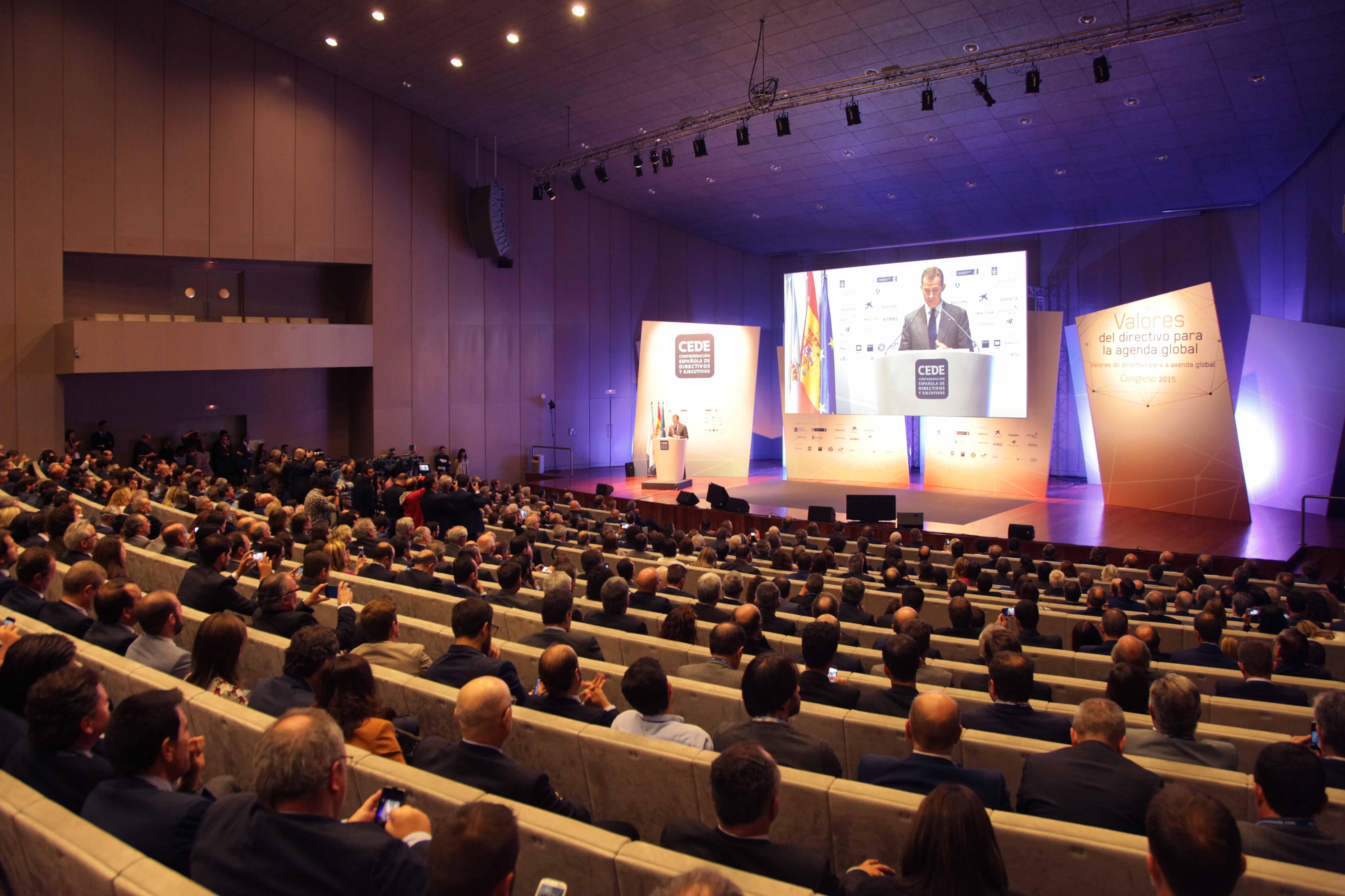 Palexco acogió dos grandes congresos, el CEDE y la Reunión Nacional de Trasplantes