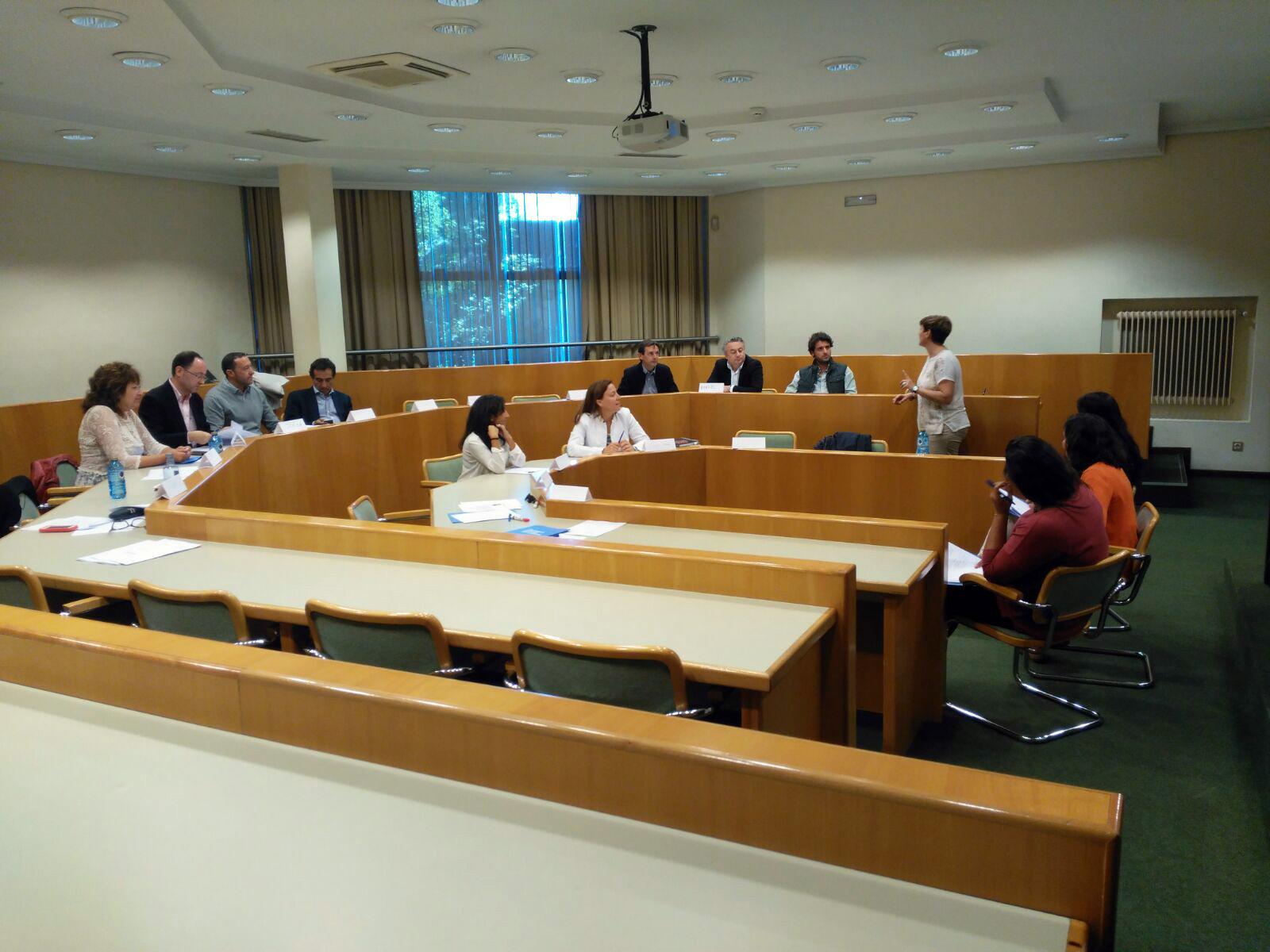 Concluyen los seminarios de formación para directivos con las jornadas de A Coruña, Sanxenxo y Ourense