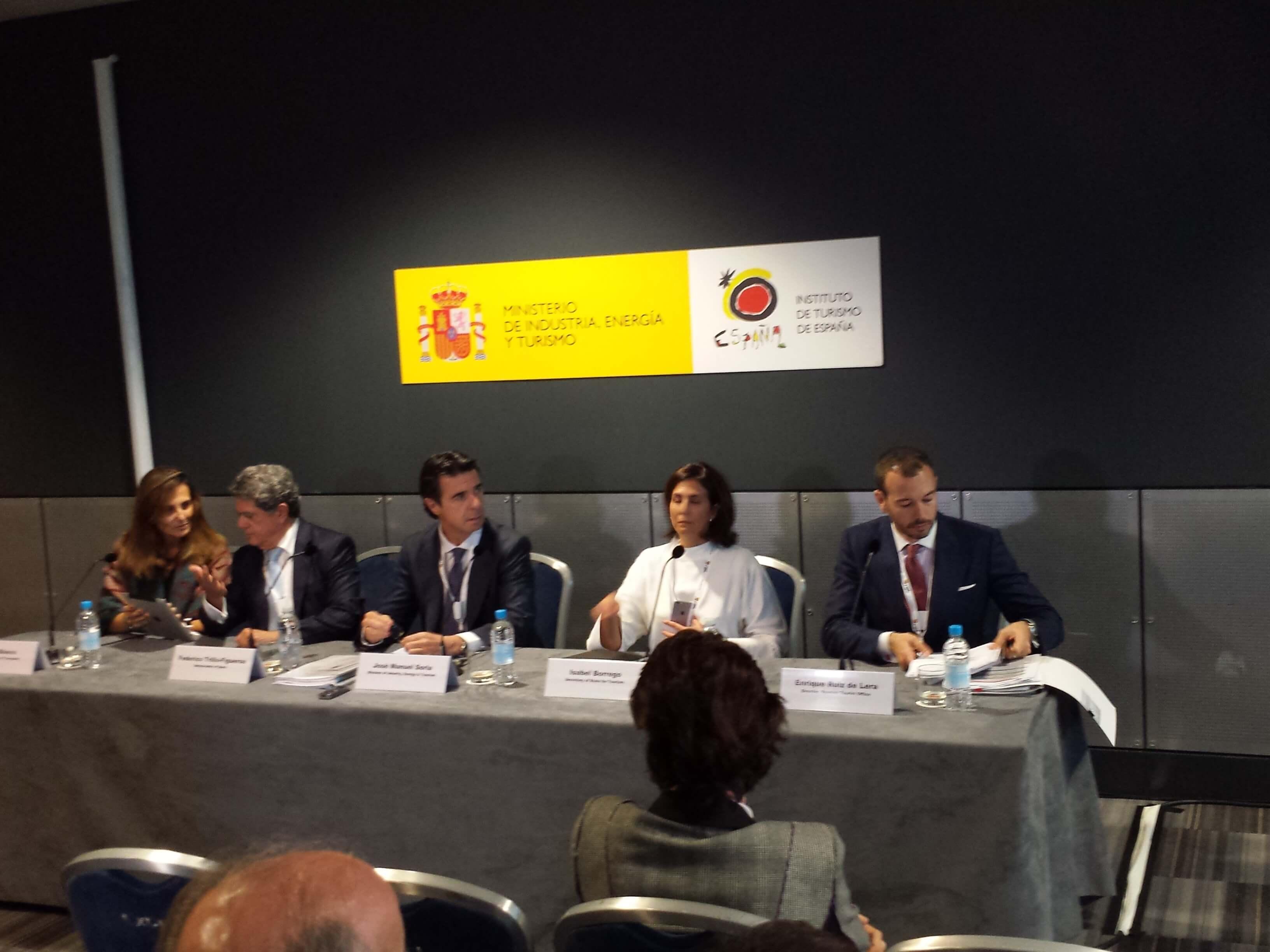 El Clúster del Turismo de Galicia, presente en la agenda de actividades de Turespaña en la WTM