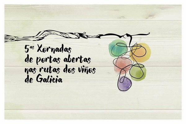 [:es]Nueva edición de las Jornadas de Puertas Abiertas de las Rutas do Viño de GaliciaNova edición das Xornadas de Puertas Abertas das Rutas do Viño de GaliciaNew edition of the Open Days of Wine Routes of Galicia