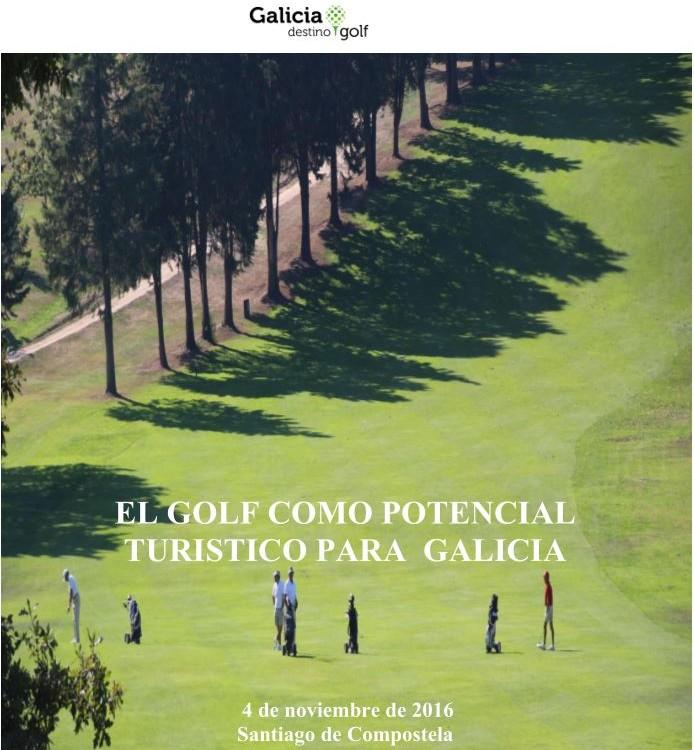 Jornada Golf Galicia