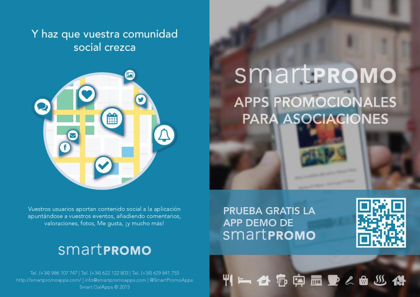 Aplicaciones móviles pensadas para asociaciones, agrupaciones de empresas y SmartCity