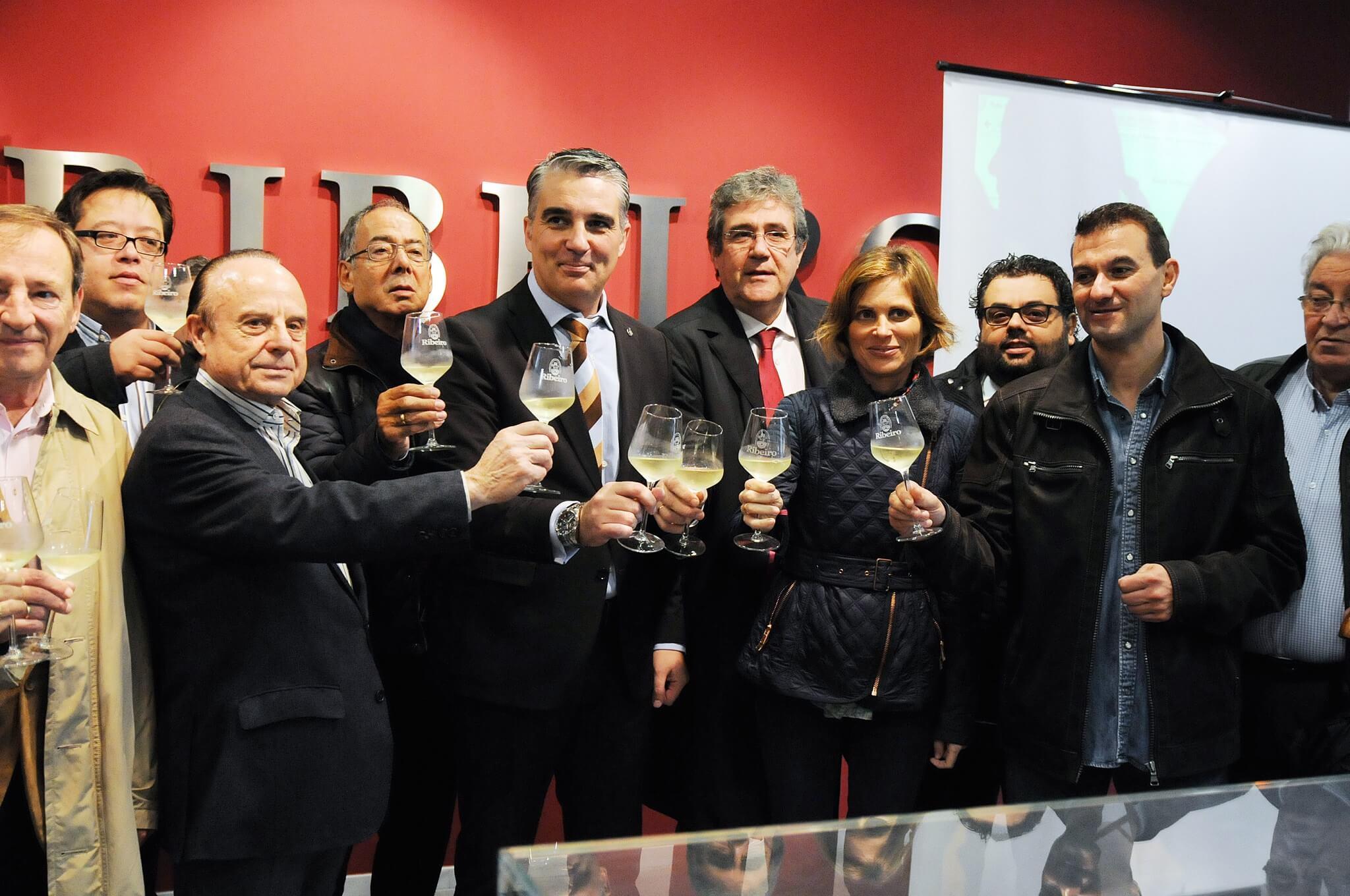 La Ruta do Viño do Ribeiro actualiza su material promocional