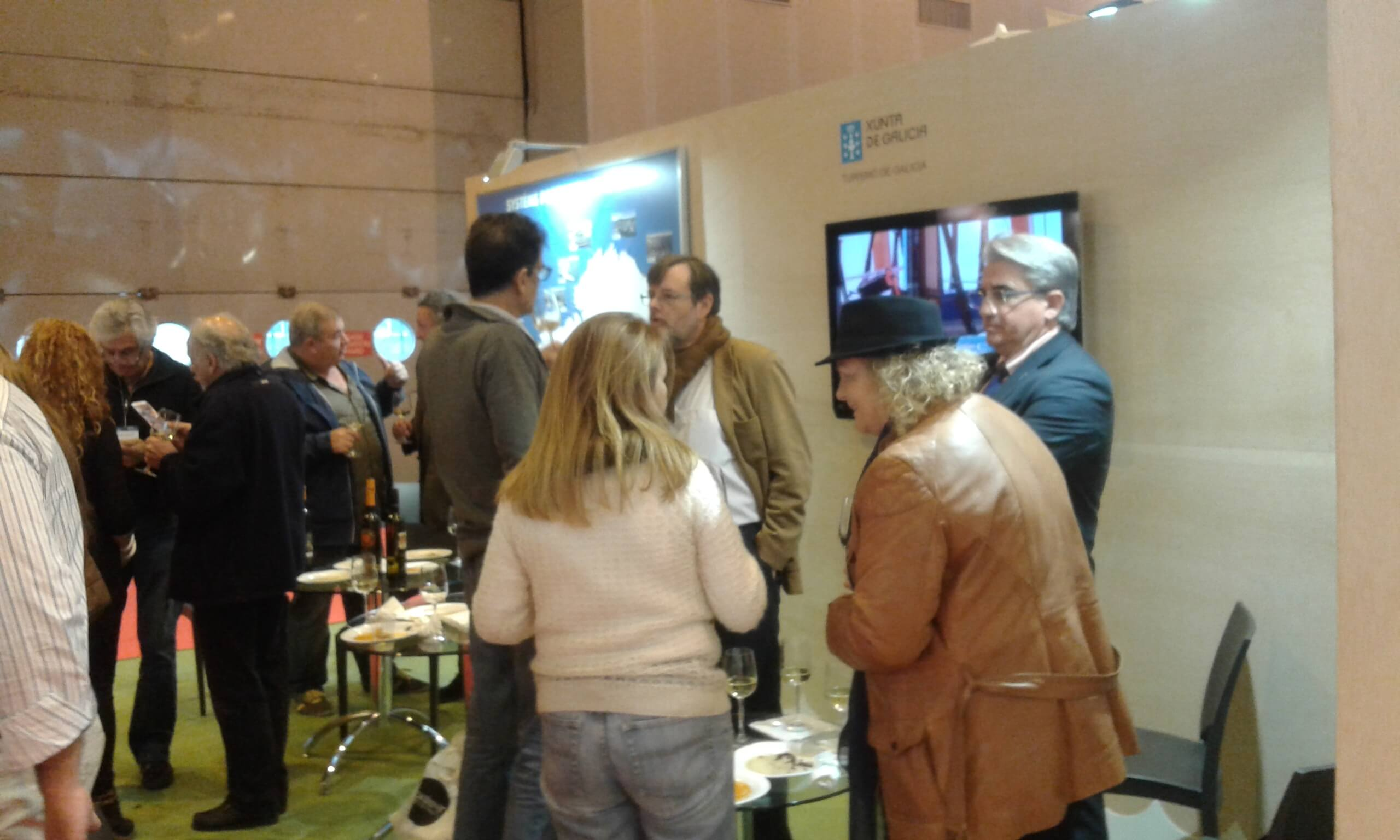 O destino Galicia estivo presente en 31 feiras turísticas ao longo de 2015