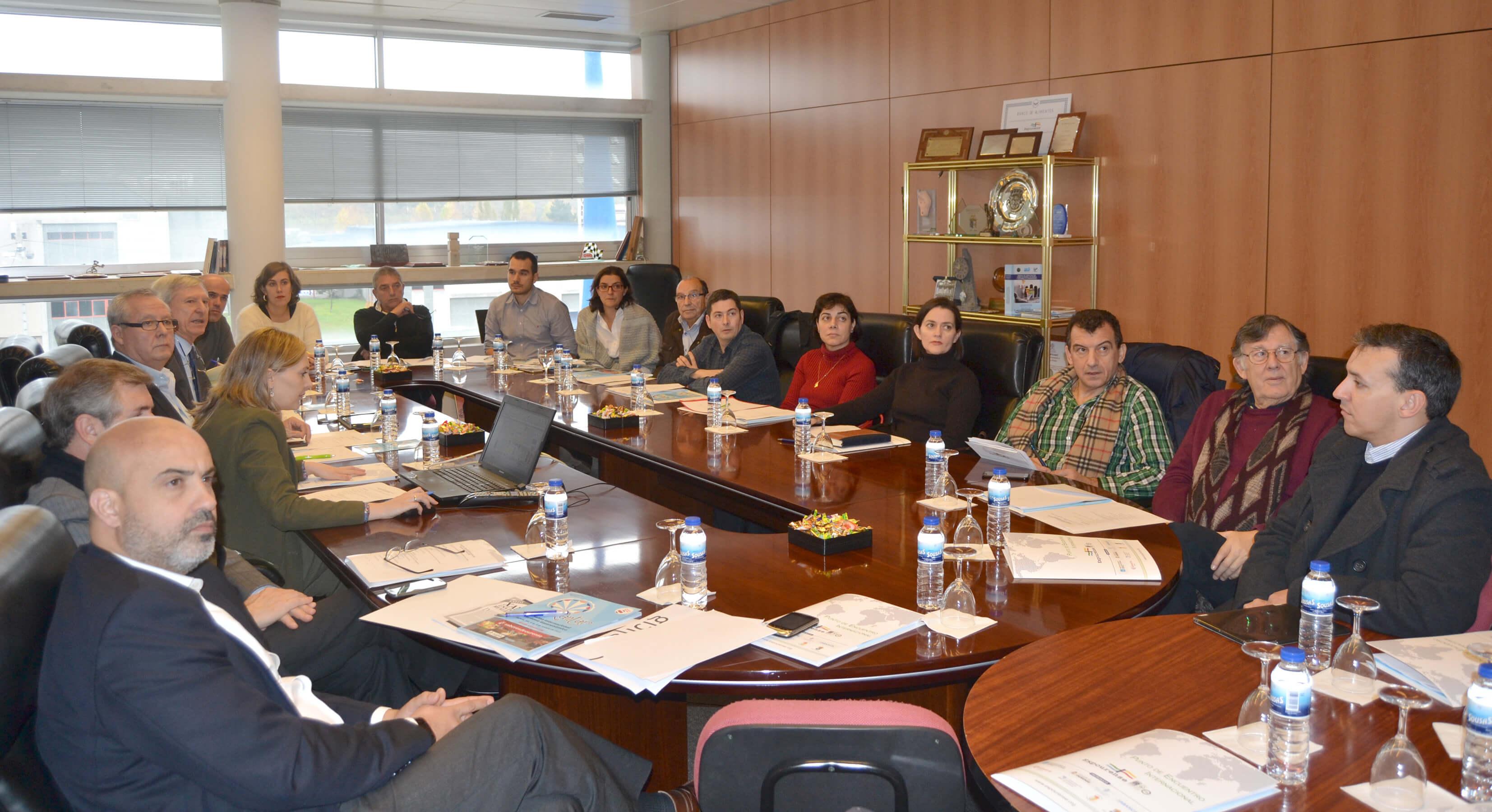 Primera reunión del comité asesor de Xantar 2016