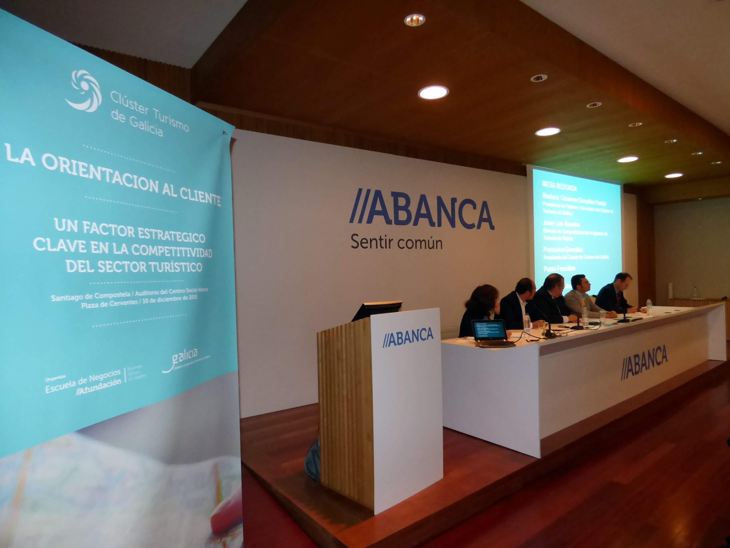 Retos y oportunidades de las nuevas tecnologías en el sector turísticos centran la última jornada de formación del Clúster del Turismo de Galicia