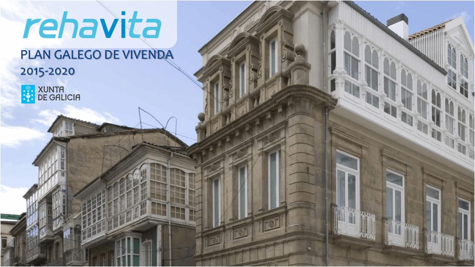 A Xunta destina 3,2 millóns de euros para a rehabilitación de vivendas no Camiño de Santiago