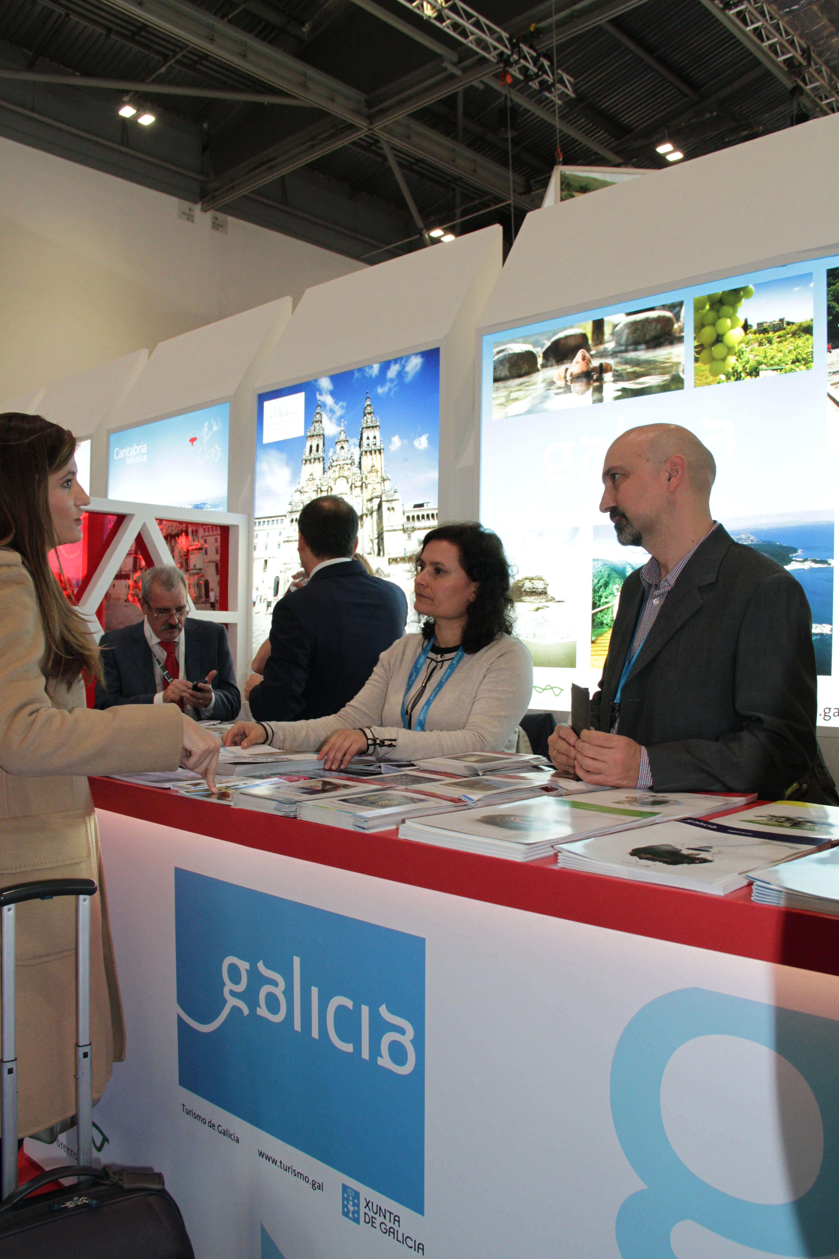 [:es]La oferta turística gallega estará presente en cuatro ferias sectoriales en el mes de septiembreA oferta turística galega estará presente en catro feiras sectoriais no mes de setembroThe Galician tourism will be present in four trade fairs in September