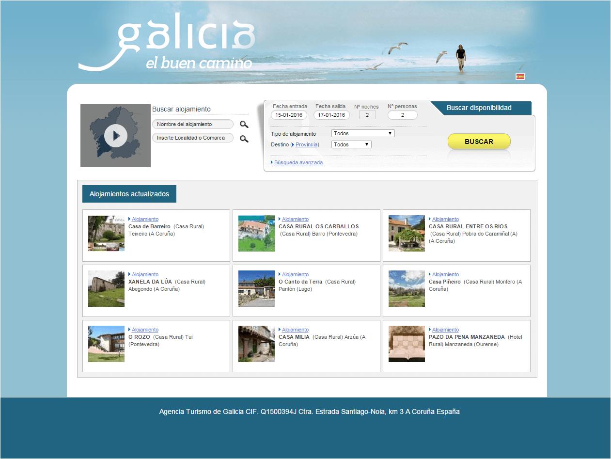 As asociacións de Turismo Rural e Turismo de Galicia asinan acordo de impulso para a central de reservas autonómica