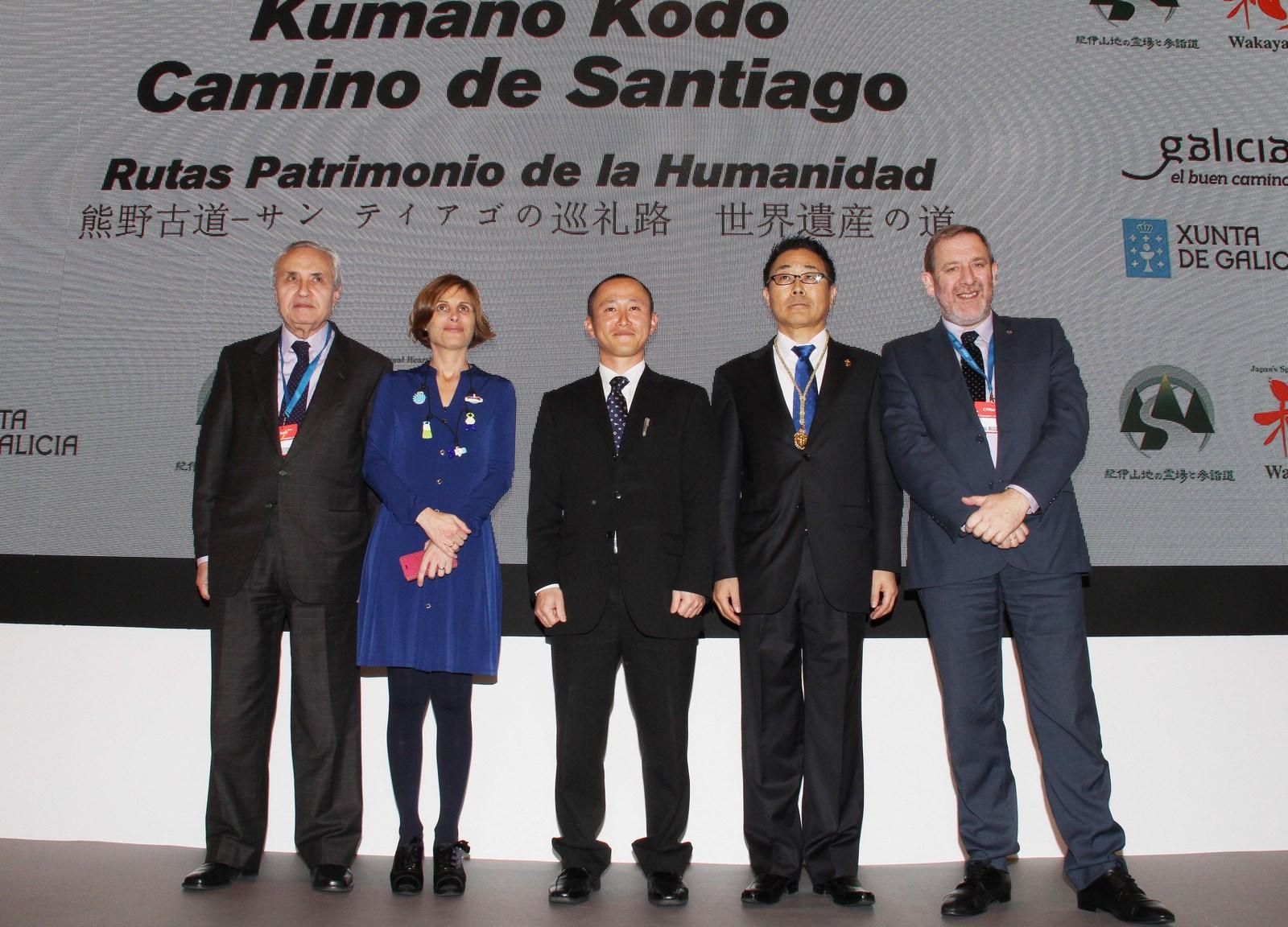 Camiño de Santiago, referente internacional imprescindible para vertebrar o turismo galego