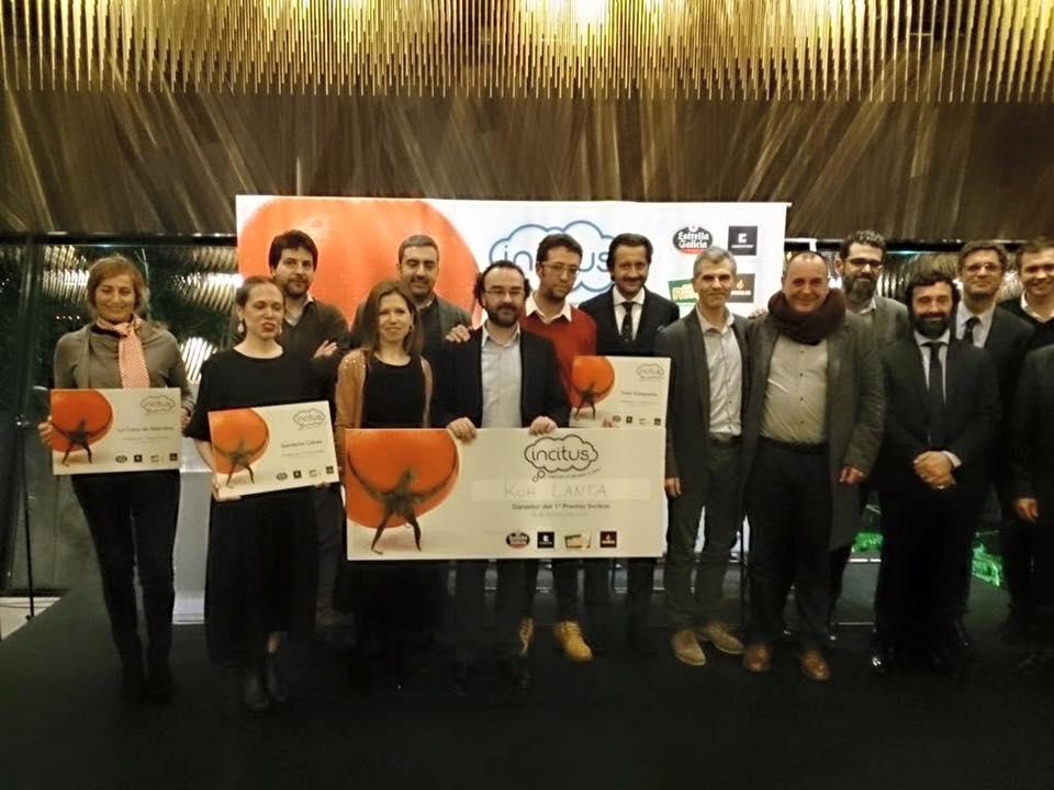 Koh Lanta, un proyecto coruñés de taberna take away de cocina asiática gana la primera edición de Incitus
