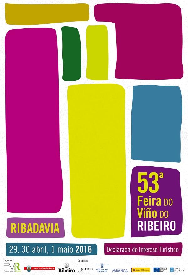 [:es]La Feira do Viño do Ribeiro presenta cartel y actividadesA Feira do Viño do Ribeiro presenta cartel e actividadesThe Feira do Viño do Ribeiro presents cartel and activities