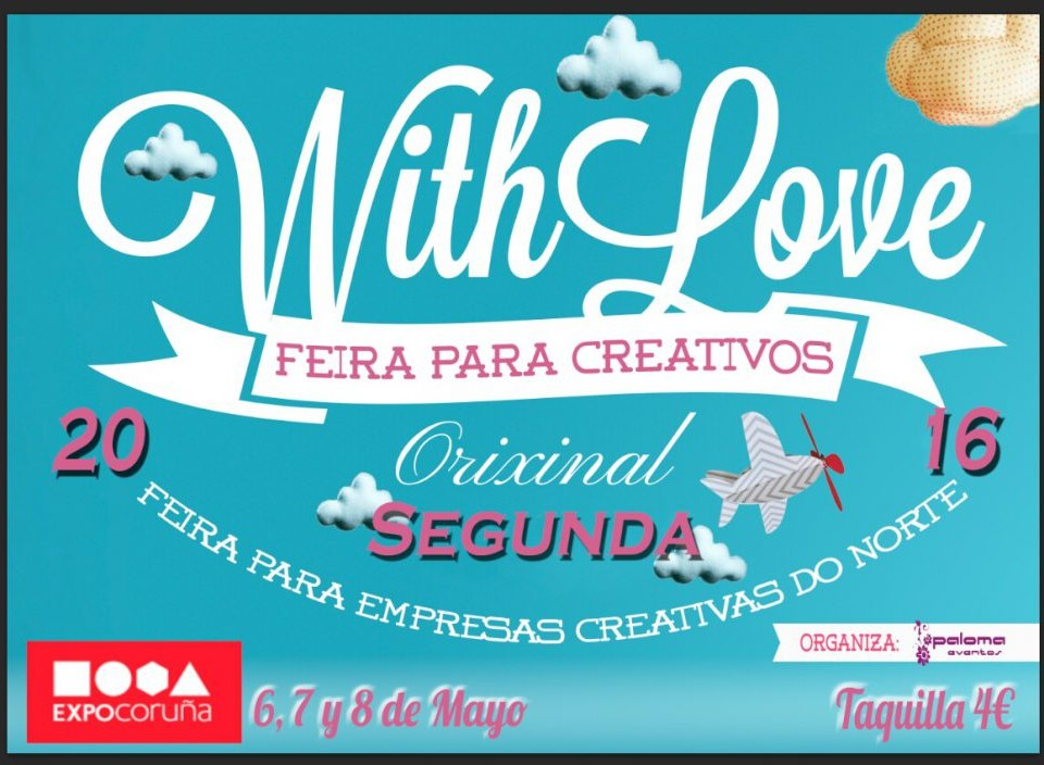 With Love Creativos ExpoCoruña