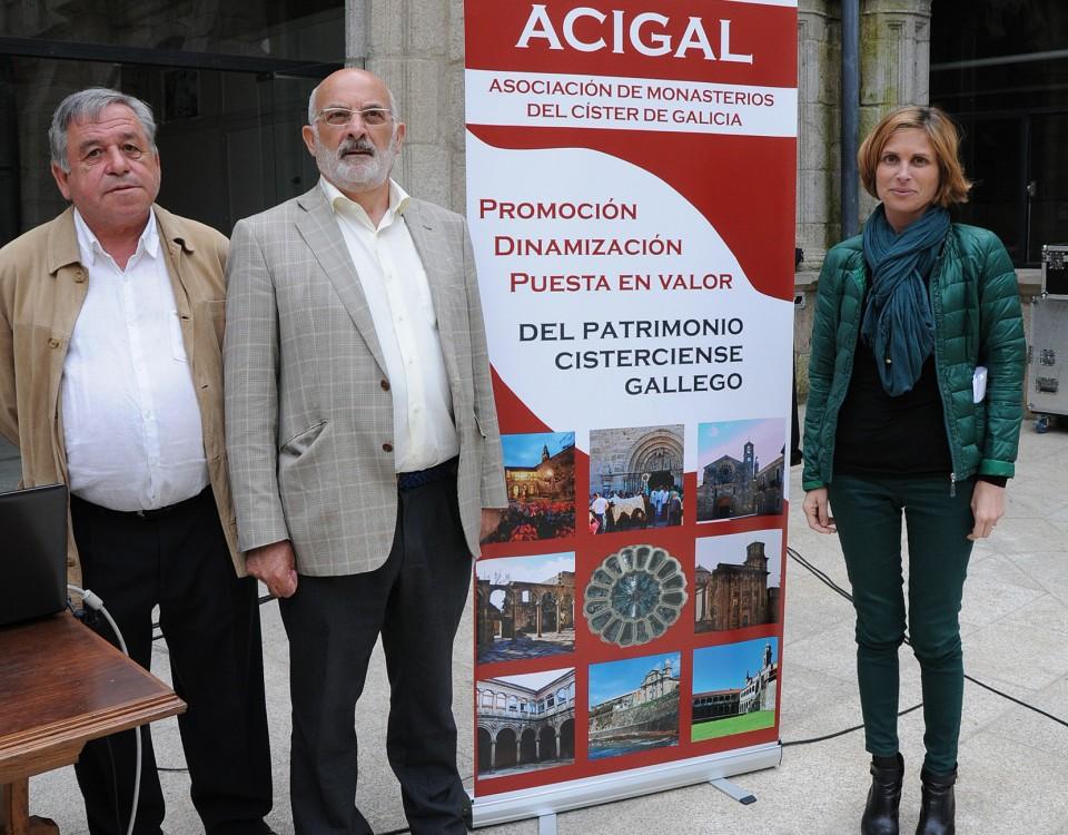 Presentación ACIGAL en Ourense