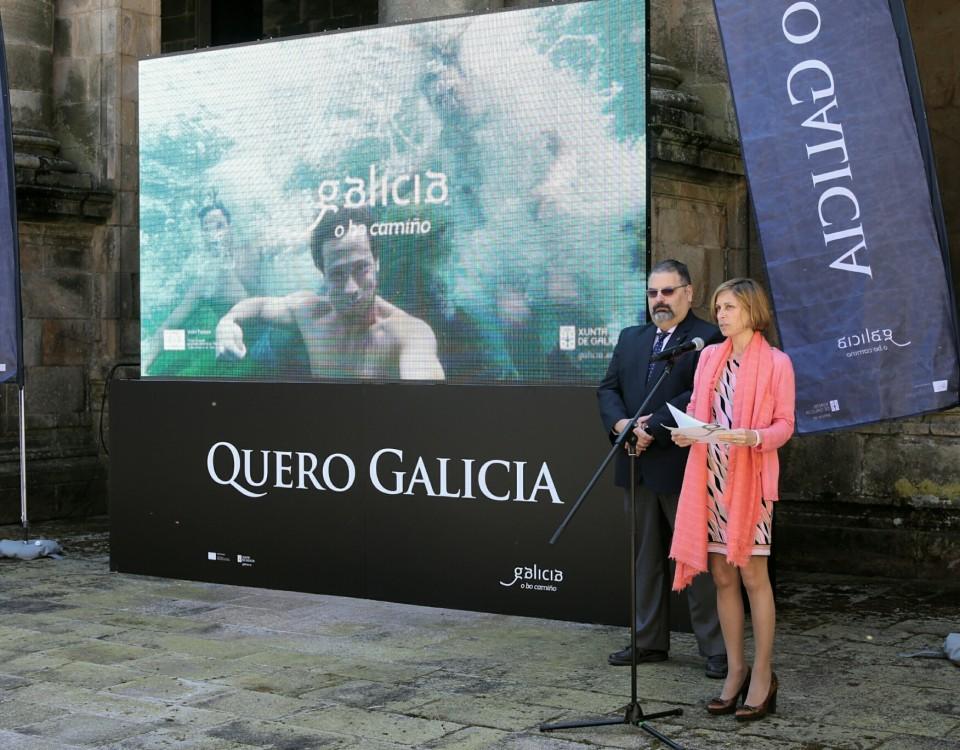 Campaña Quiero Galicia