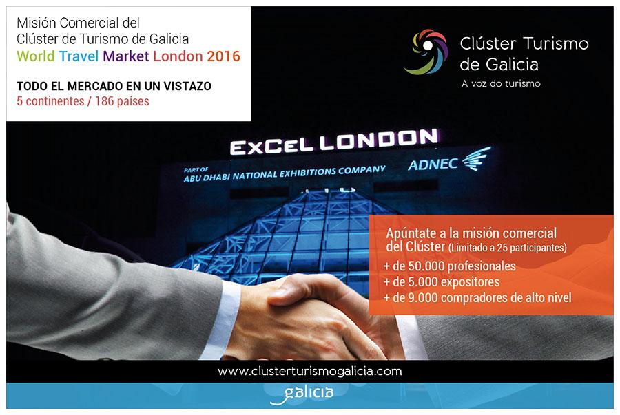 Cluster WTM Londres