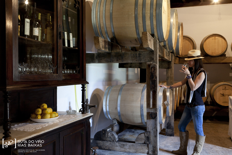 [:es]La Ruta do Viño Rías Baixas recibió en 2015 una media de 1572 visitantes en sus bodegas alcanzando nuevo record A Ruta do Viño Rías Baixas recibiu en 2015 unha media de 1572 visitantes nas súas adegas alcanzando novo record The Wine Route Rias Baixas in 2015 received an average of 1572 visitors in its wineries reaching new record
