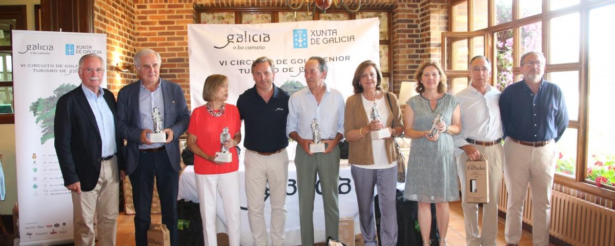 ganadores La Bagariza Golf