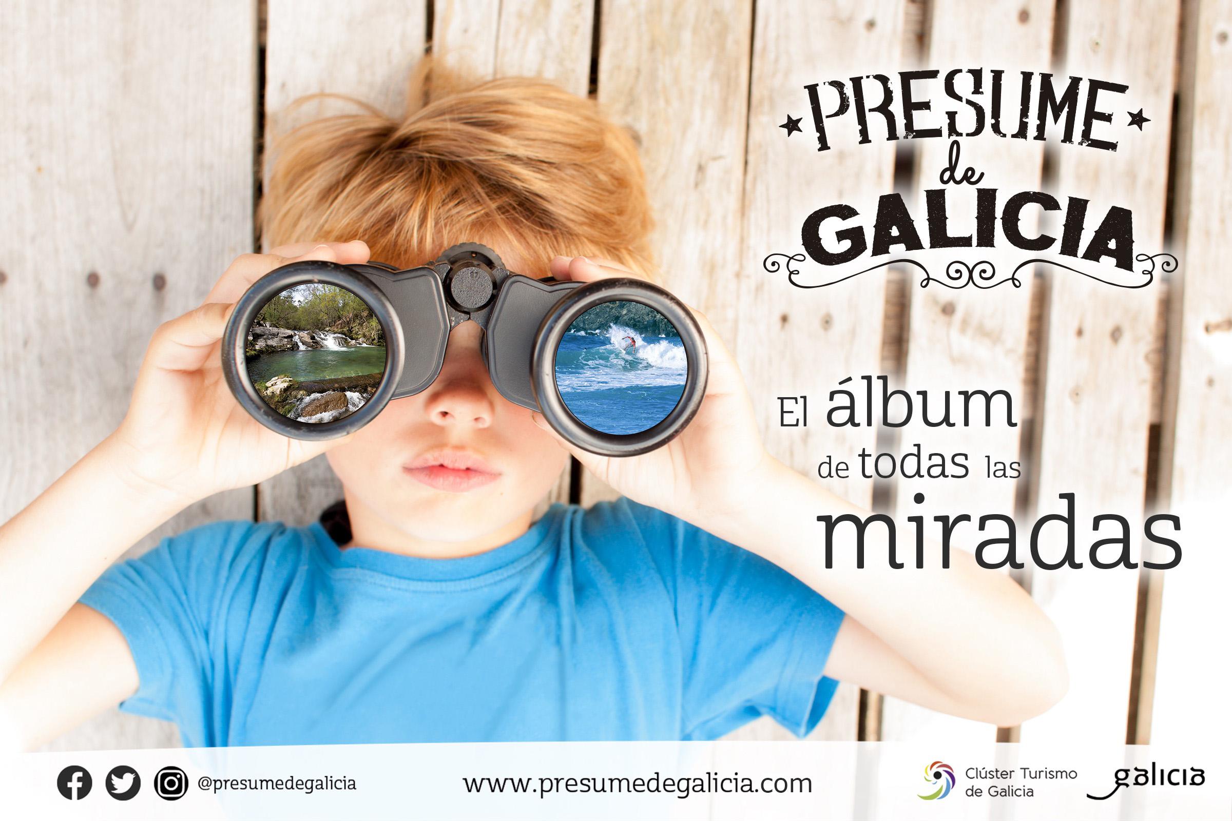 [:es]Clúster Turismo de Galicia lanza una campaña para presumir de GaliciaClúster Turismo de Galicia lanza unha campaña para presumir de GaliciaCluster Turismo Galicia lauches campaign to show off Galicia