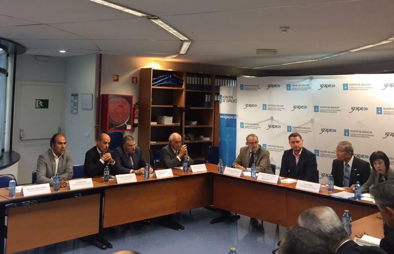 [:es]Shikoku y Galicia estrechan relacionesShikoku e Galicia estreitan relaciónsShikoku and Galicia close relations