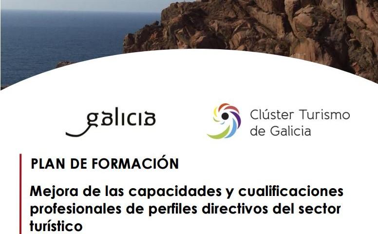 portada díptico plan de formación directivos Cluster 2016