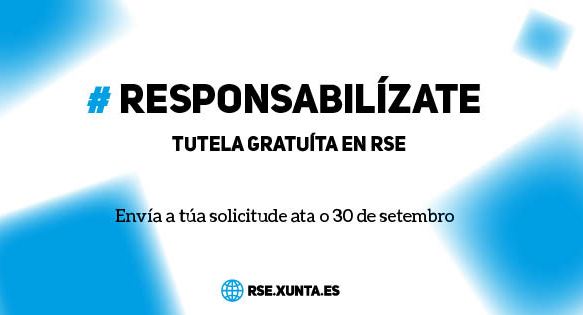 [:es]Responsabilízate, un programa para la implantación de la RSE en las empresas gallegasResponsabilízate, un programa para a implantación da RSE nas empresas galegasXunta is promoting a program for the implementation of CSR in the Galician companies