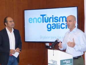 Presentación Enoturismo Galicia