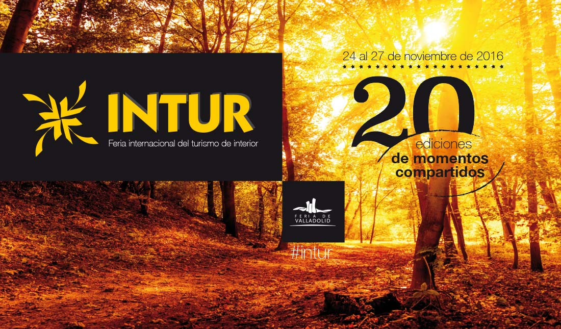 [:es]Valladolid acoge una nueva edición de Intur, la feria del turismo de interiorValladolid acolle unha nova edición de Intur, a feira do turismo de interiorValladolid hosts a new edition of Intur, the interior tourism fair