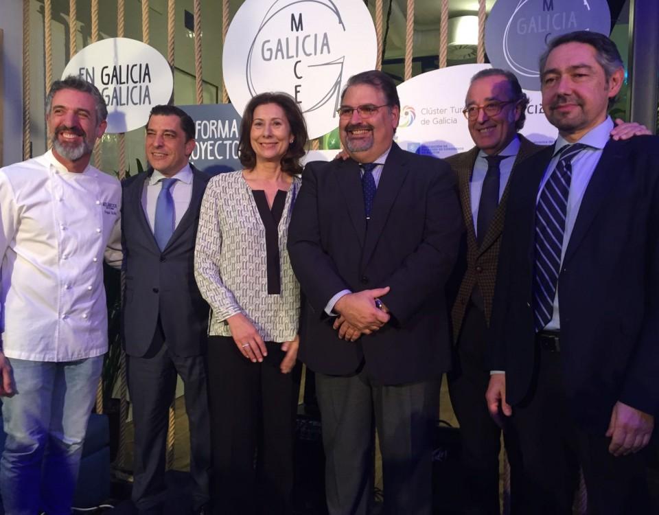 presentación Galicia MICE